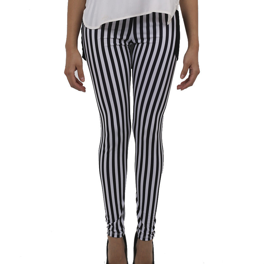 Stripped Leggins
