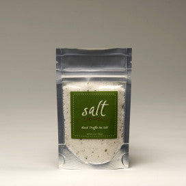 Black Truffle Sea Salt 2oz