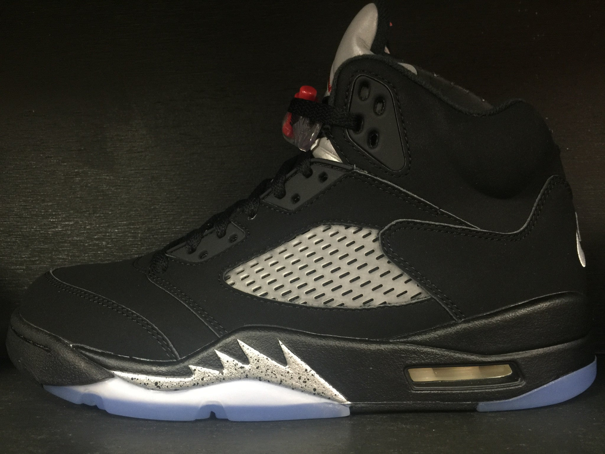 Air Jordan 5 Retro OG 'Black Metallic' '2016'