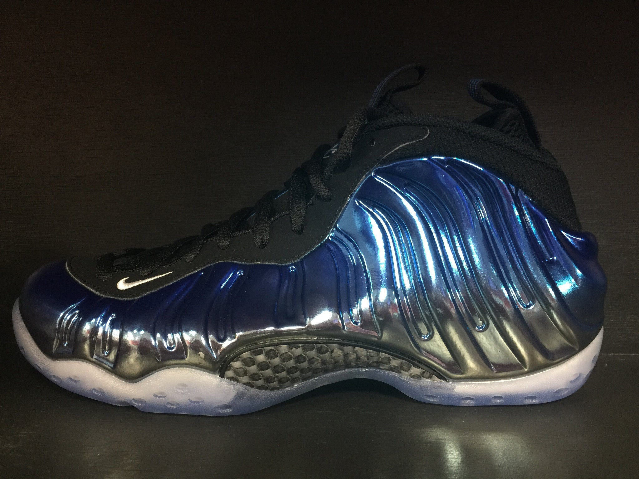 Nike Air Foamposite One 'Blue Mirror'