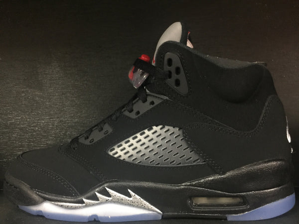 Air Jordan 5 Retro OG 'Black Metallic' GS