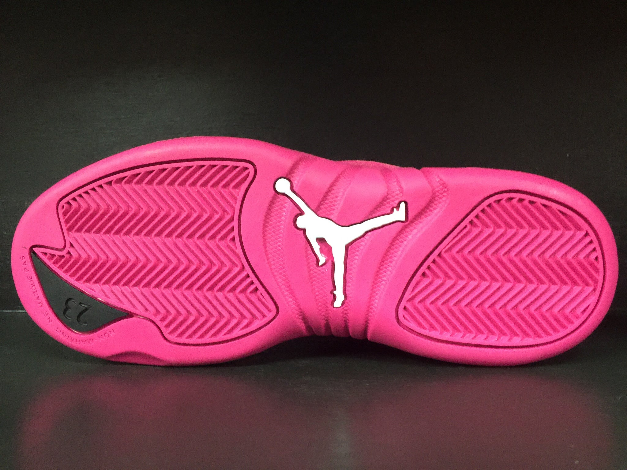 Jordan 12 Retro GP 'Dynamic Pink' Preschool