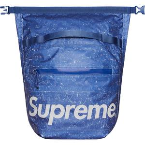 Supreme Waterproof Reflective Speckled Shoulder Bag Royal