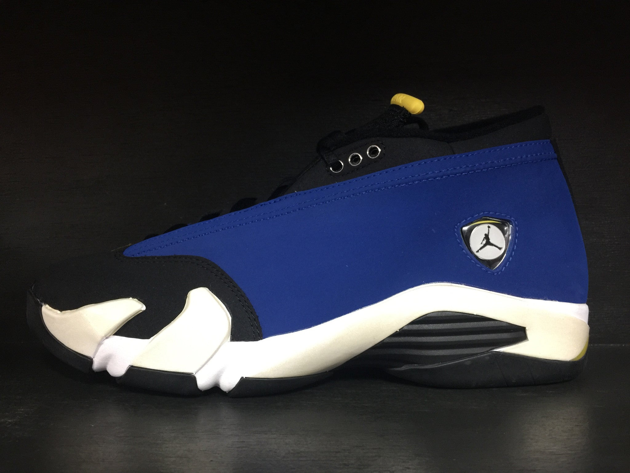Air Jordan 14 Retro Low 'Varsity Royal' 'Laney'