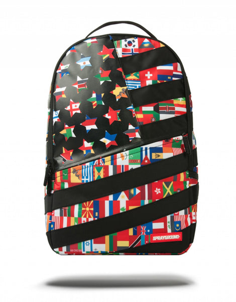 Cut & Sew International Flags