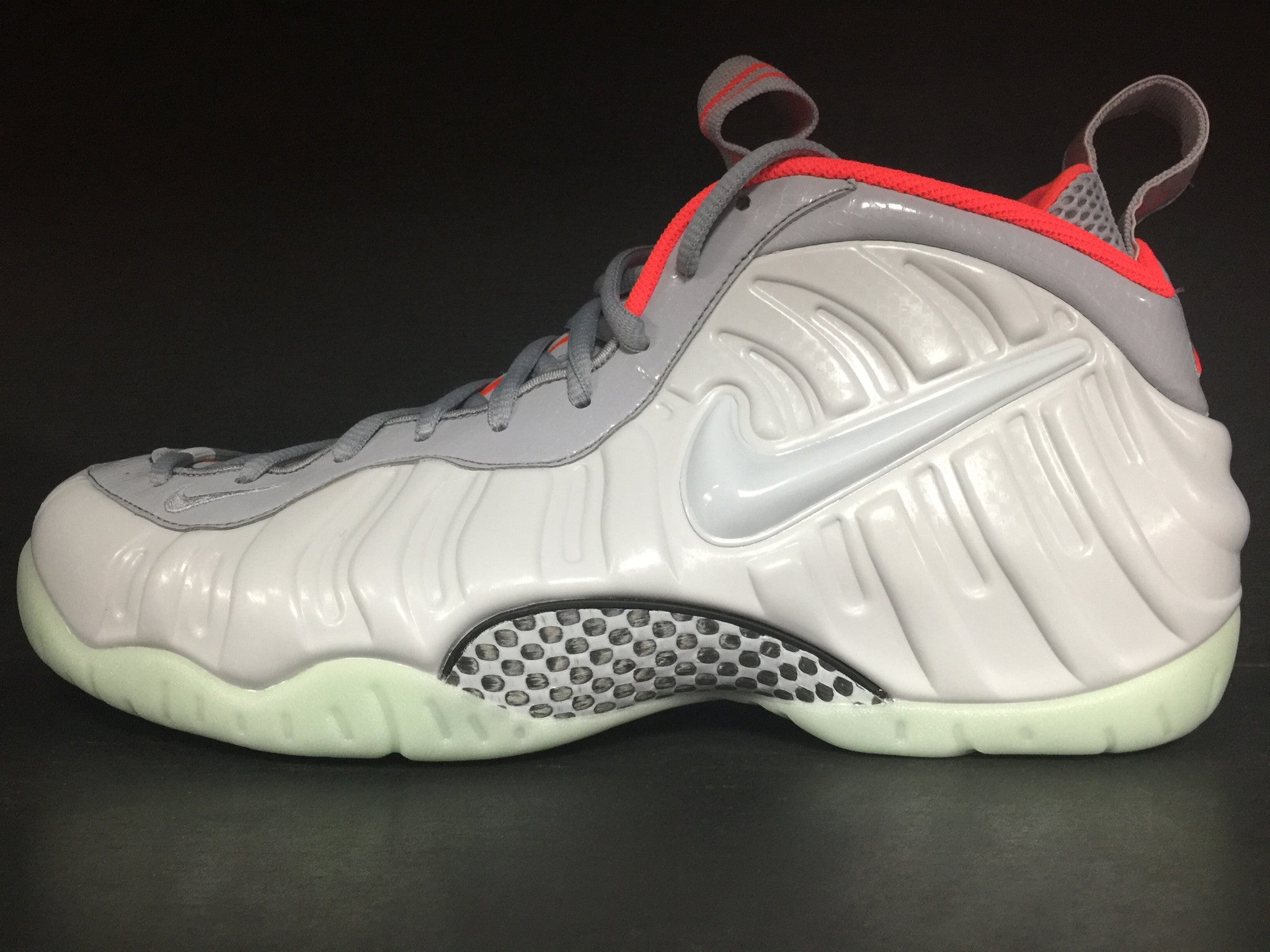 Air Foamposite Pro PRM 'Pure Platinum'