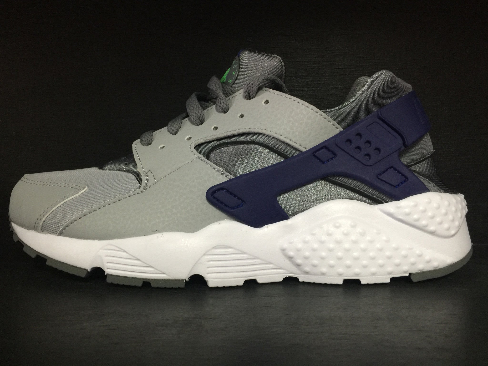 Nike Huarache Run (GS) 'Cool Grey'
