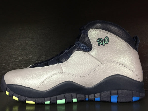 Air Jordan 10 Retro 'Rio' Grade School