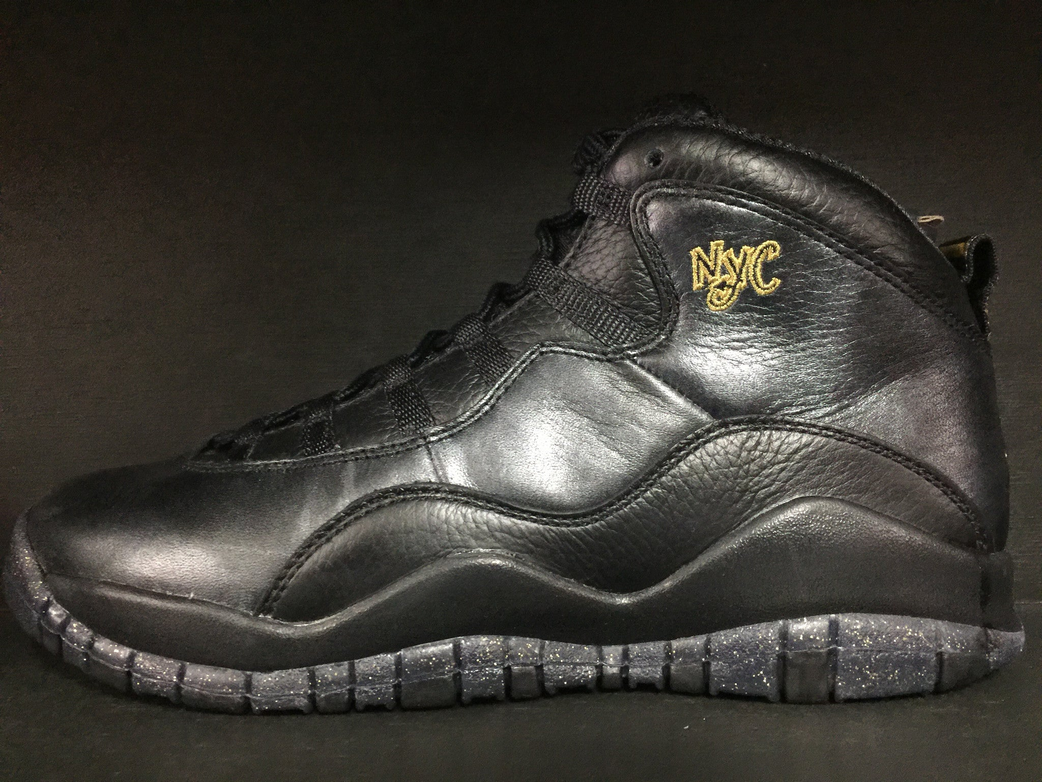 Air Jordan 10 Retro 'NYC 2016 Grade School