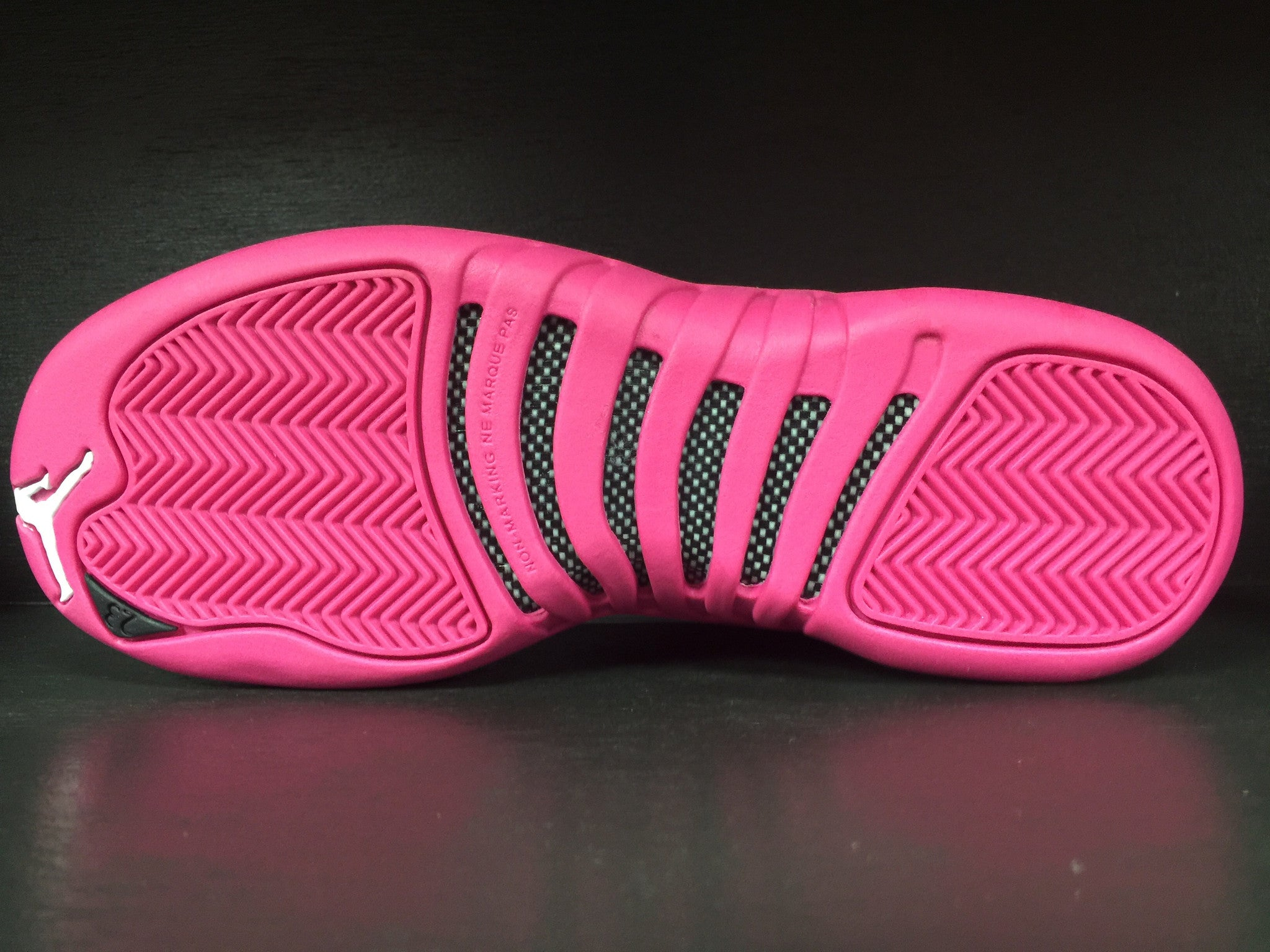 Air Jordan 12 GS 'Dynamic Pink'