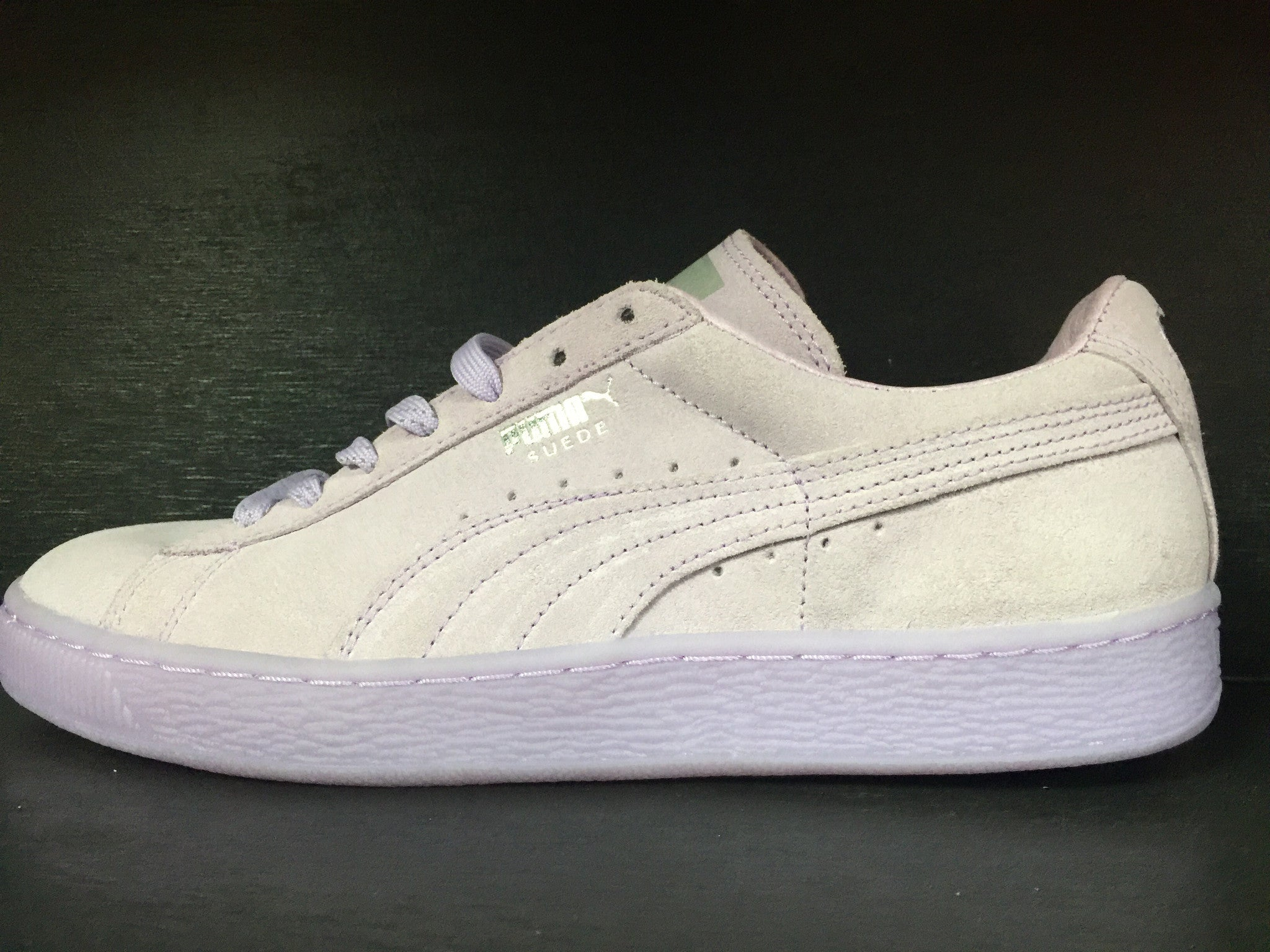 Puma Suede Classic Mono Reflced Women's 'Orchid Bloom'