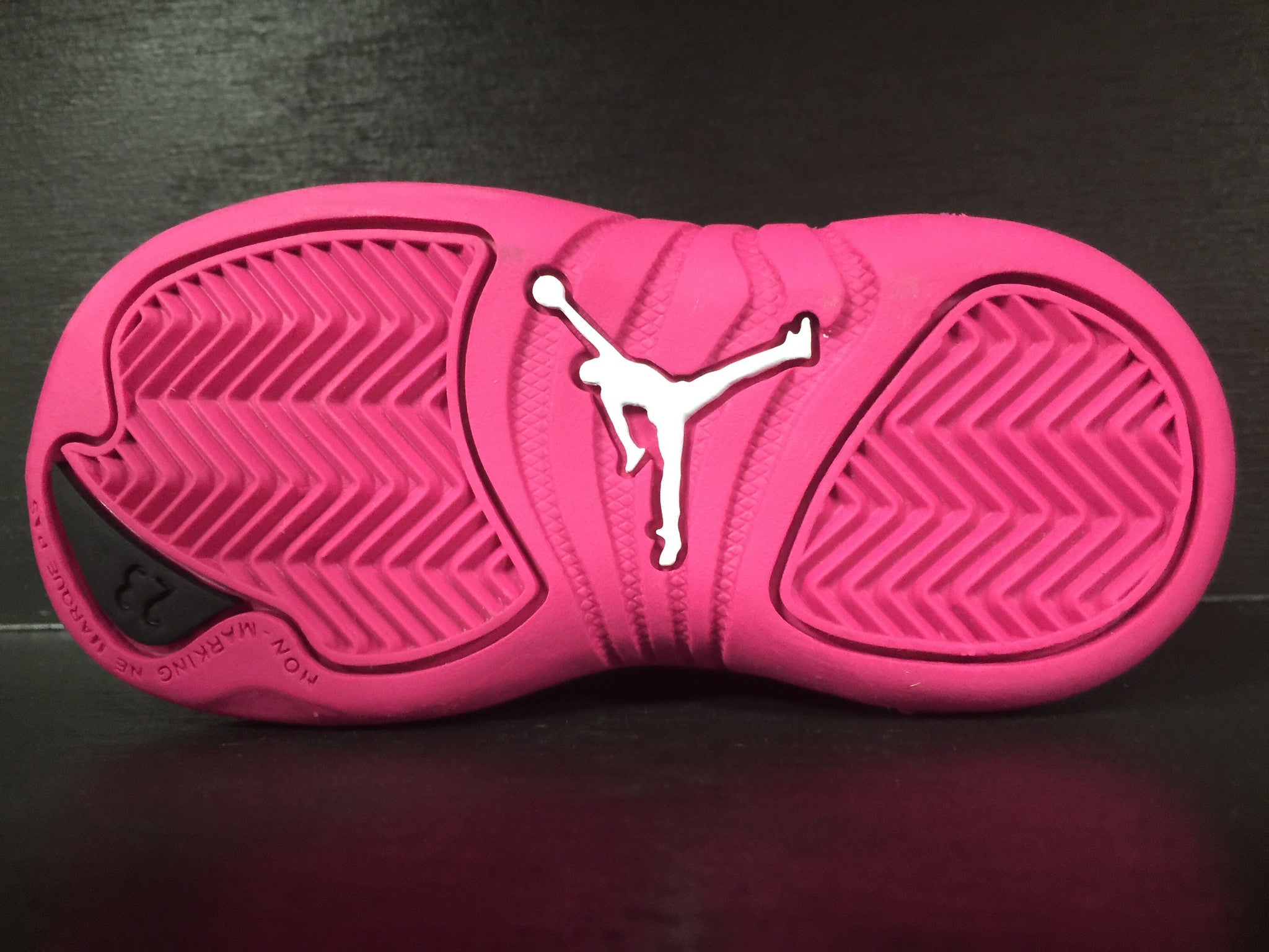 Jordan 12 Retro GT 'Dynamic Pink' Toddler