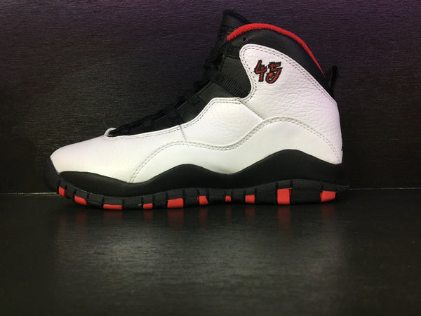 Air Jordan 10 Retro 'Double Nickel' Grade School Remastered
