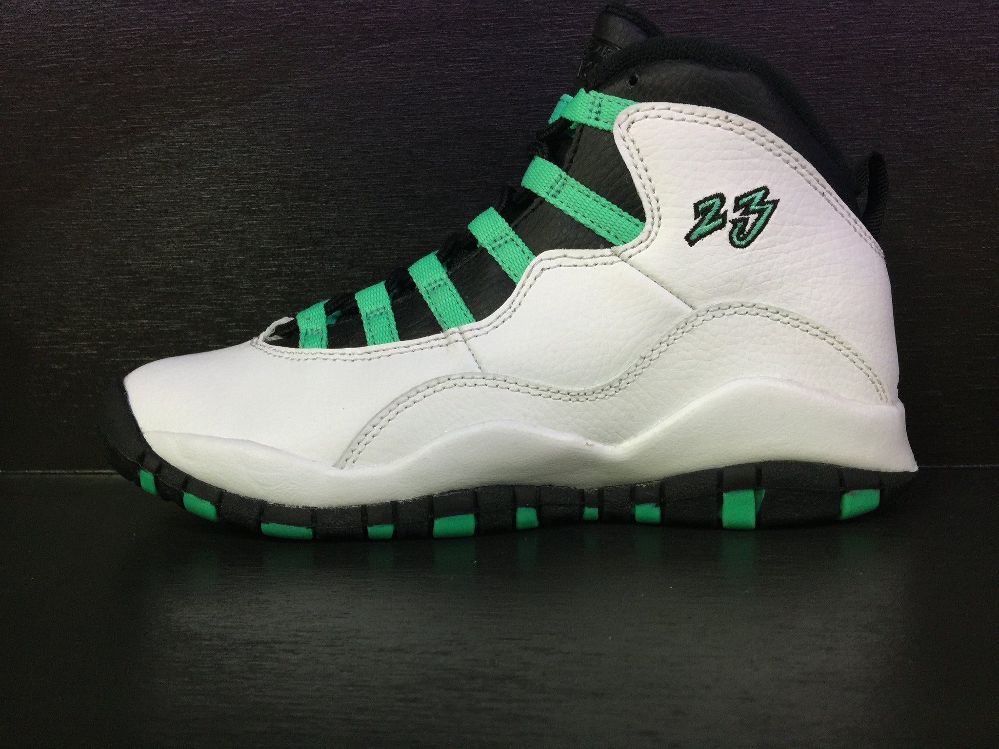 Air Jordan 10 Retro GG 'Verde'