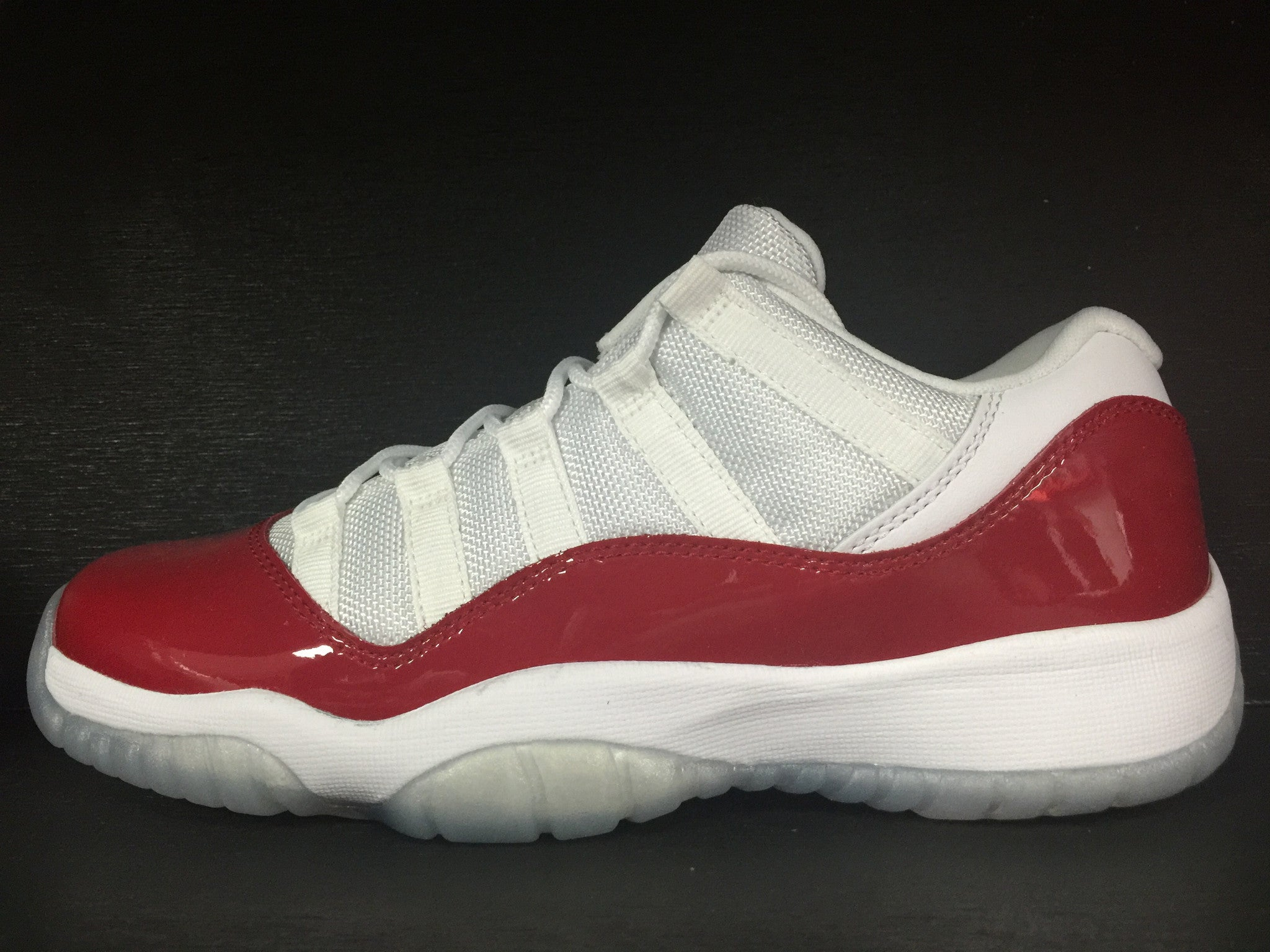 Air Jordan 11 Retro Low 'Varsity Red' gs