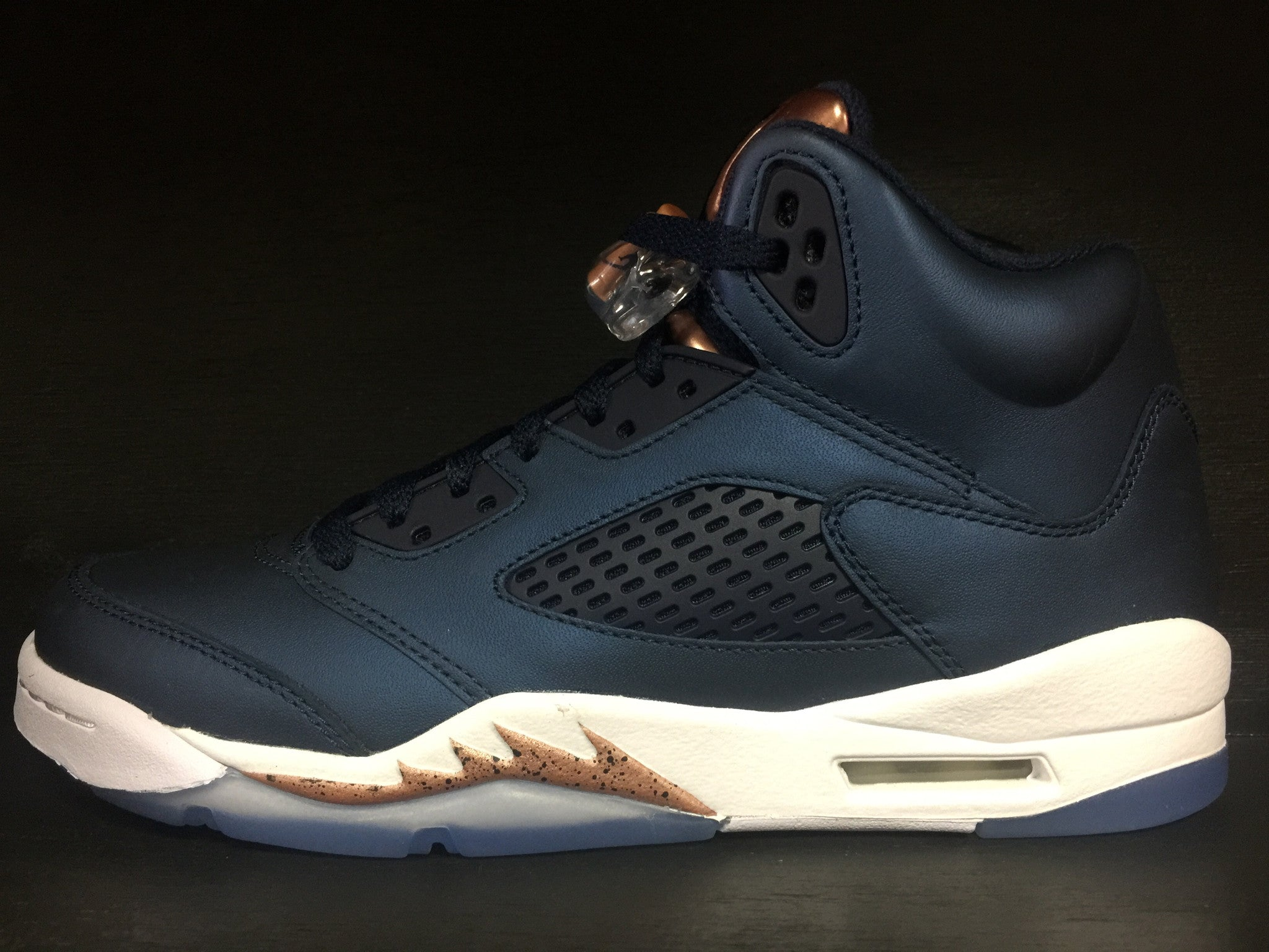 Air Jordan 5 Retro 'Bronze' GS