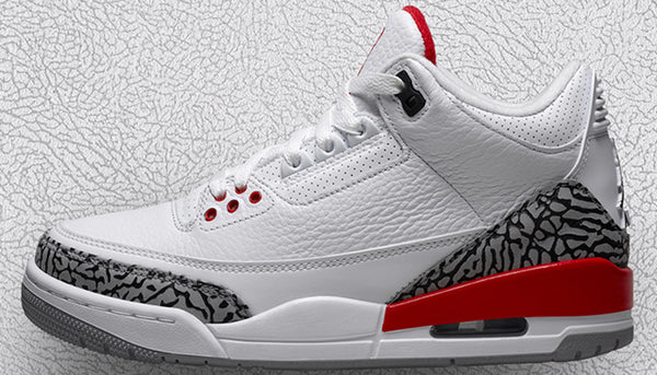 Air Jordan 3 Retro GS 'Katrina'
