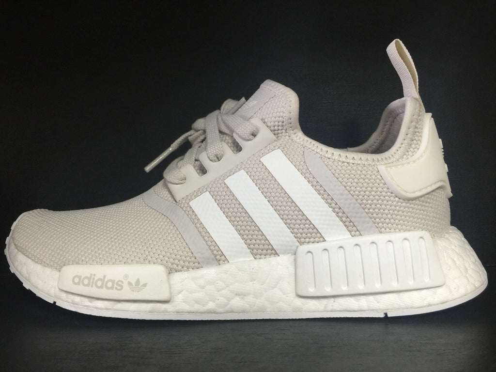 adidas nmd r1 women 39 beige 39 sneaker plugz. Black Bedroom Furniture Sets. Home Design Ideas