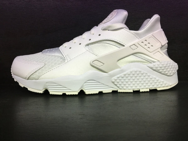Nike Air Huarache 'All White""