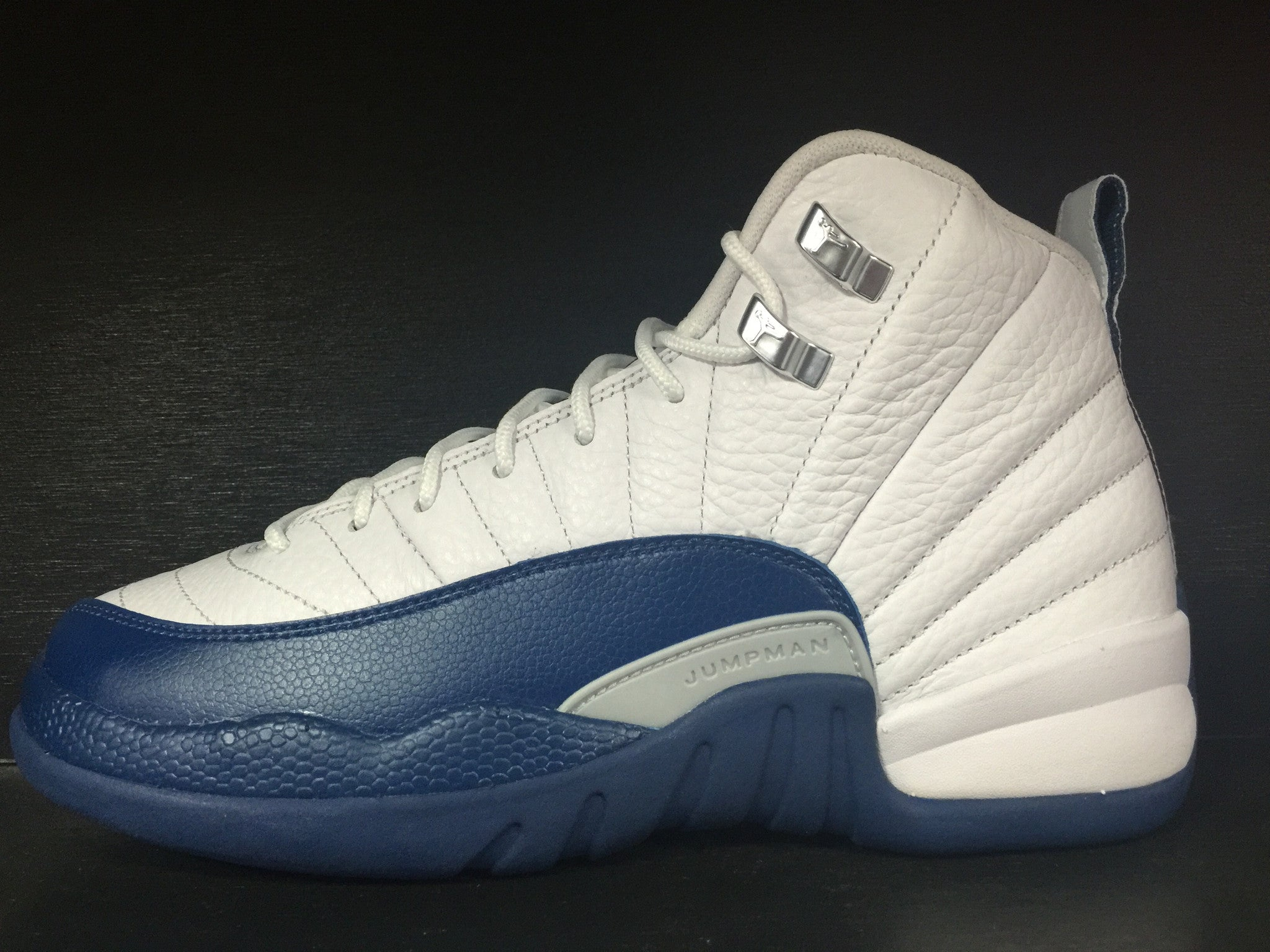 Air Jordan 12 Retro 'French Blue' GS