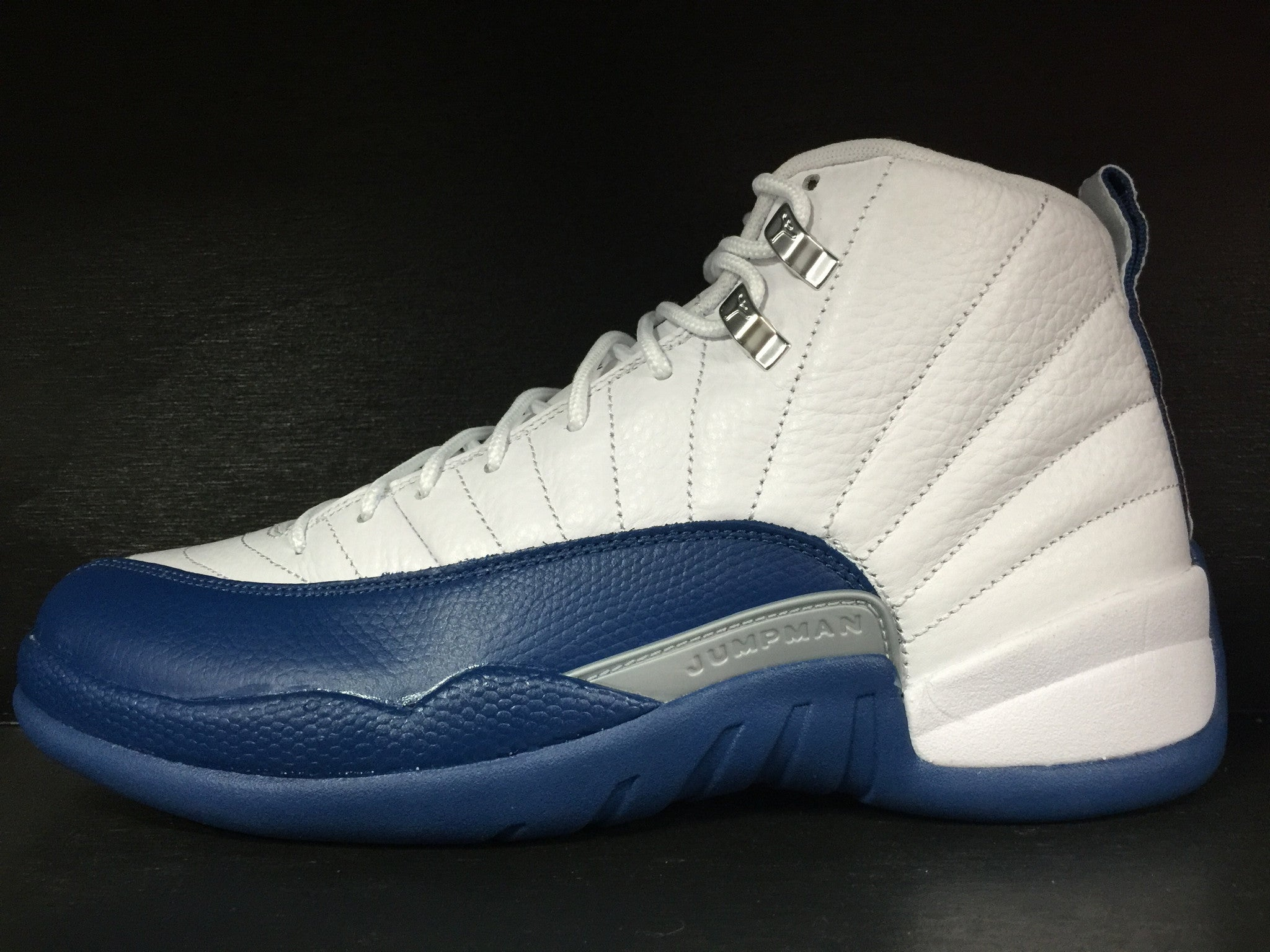 Air Jordan 12 Retro 'French Blue'