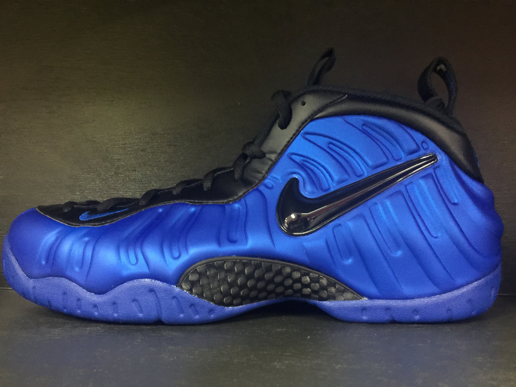 Nike Air Foamposite Pro 'Varsity Royal'