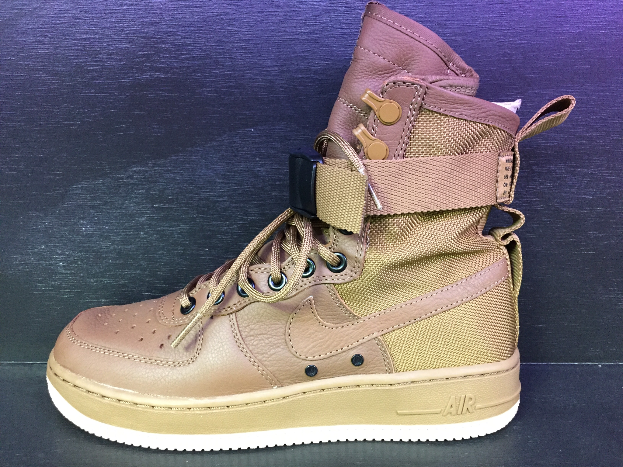 Special Field Air Force 1 'Golden Beige' Woman's