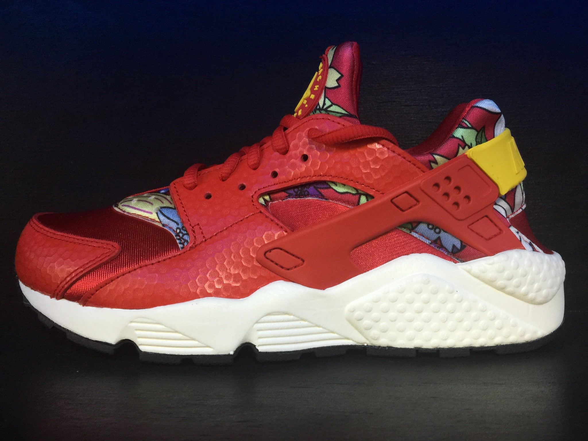 Air Huarache Wmns Run Print 'Aloha Pack'