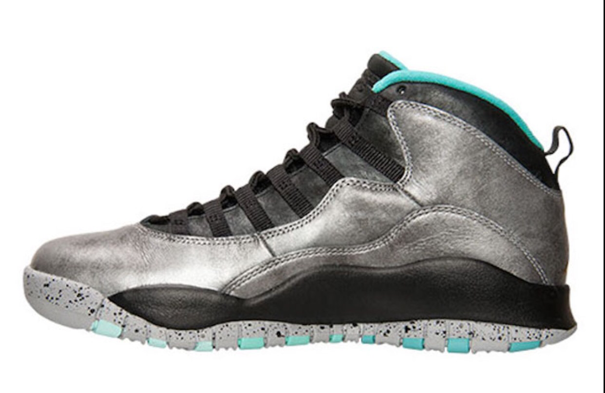 Air Jordan 10 Retro 'Lady Liberty' Remastered