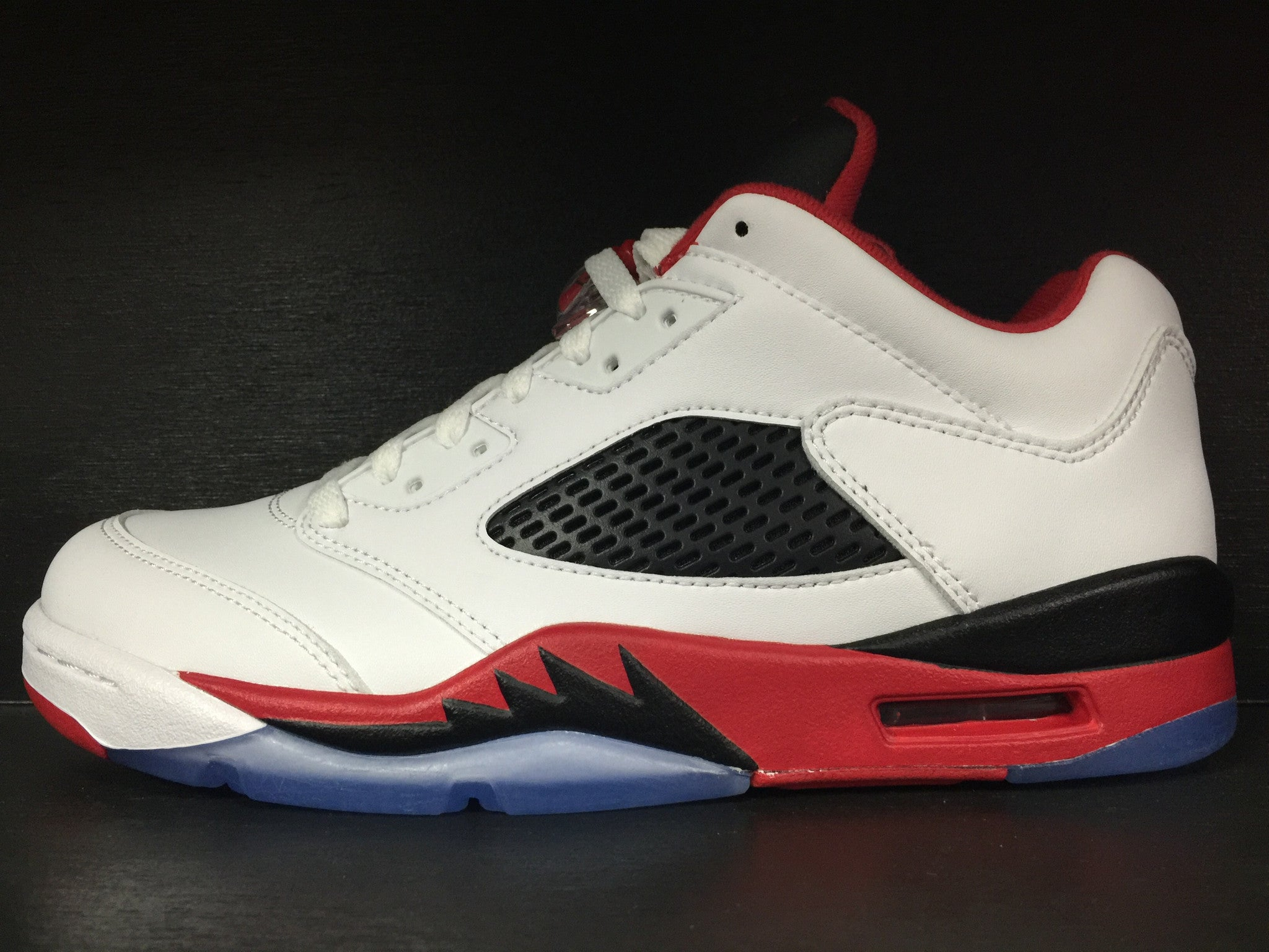 Air Jordan 5 Retro Low 'Fire Red'