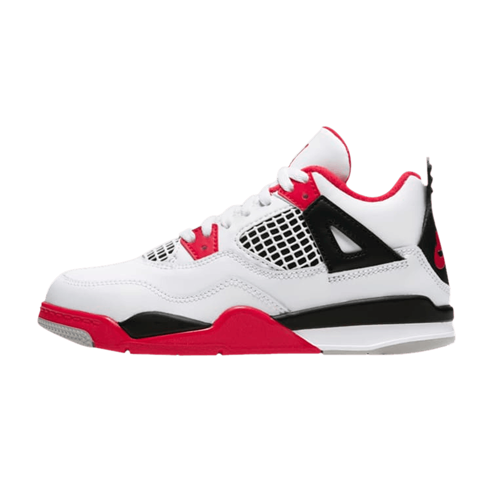 "PRESCHOOL Air Jordan 4 Retro ""Fire Red"" (PS)"