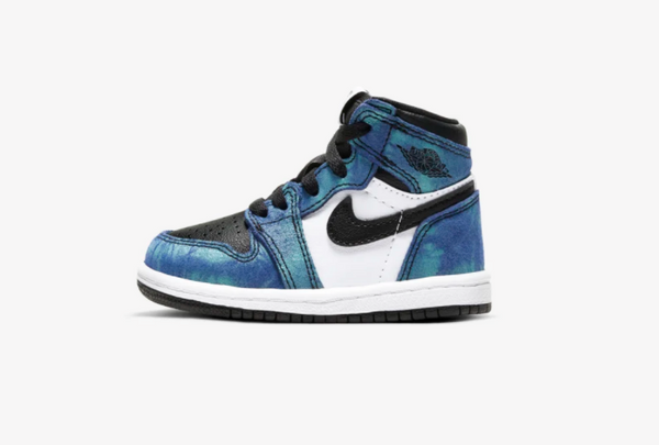 "INFANTS Air Jordan 1 Retro High OG ""Tye Dye"""