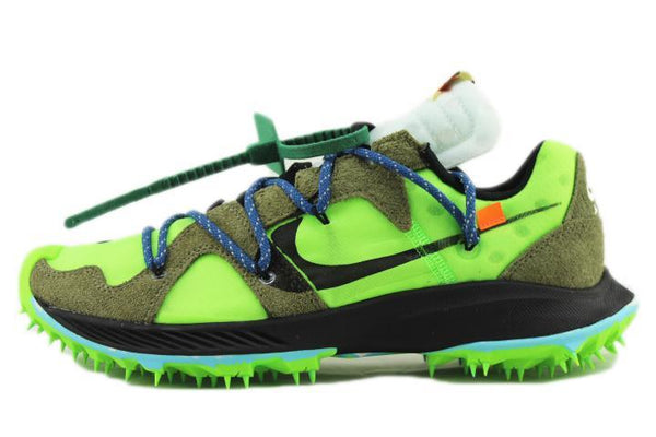 WMNS OFF-WHITE x Zoom Terra Kiger 5 GREEN