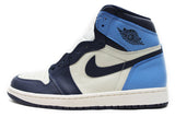 "Air Jordan 1 Retro High OG ""Obsidian UNC"""