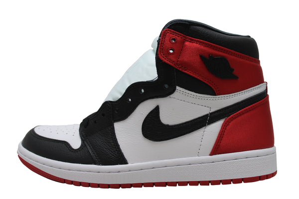 "WMNS Air Jordan 1 Retro High OG ""Satin Black Toe"""