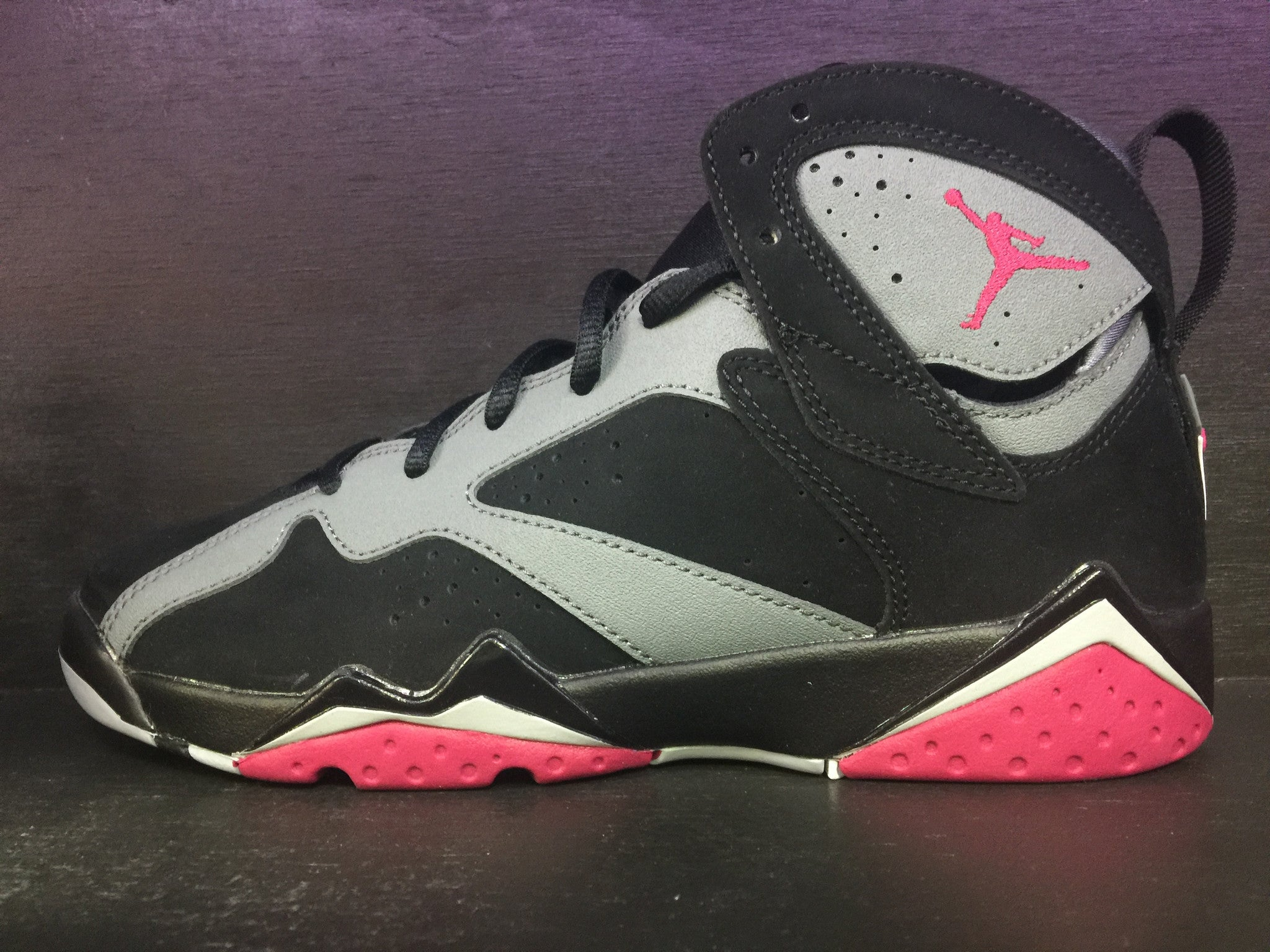 Air Jordan 7 Retro BG 'Fuchsia