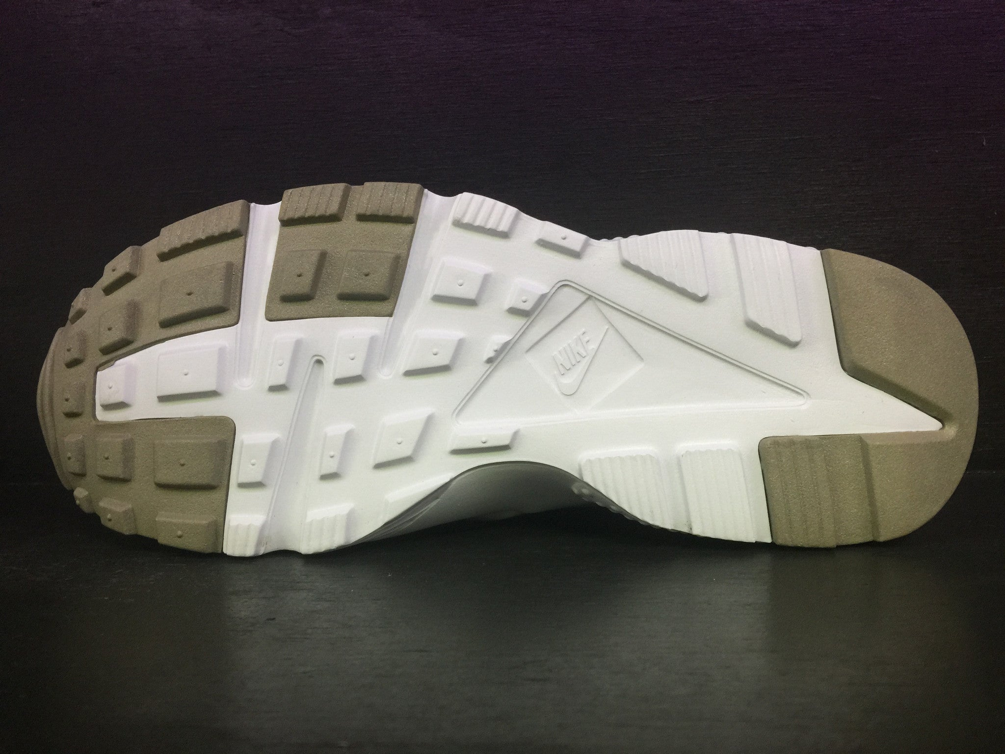 Nike Huarache Run (GS) 'Metallic Silver'