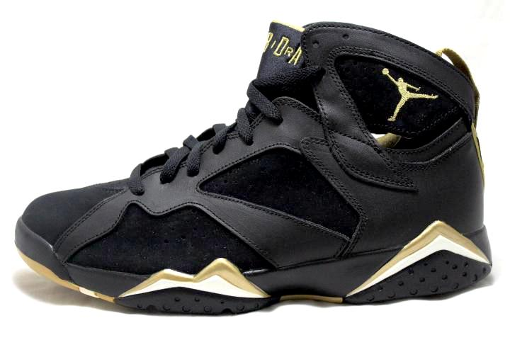 Golden Moments Pack' -sneaker plugz- air jordan 7 champ pack-6/7 championship pack -golden moment 7s-main