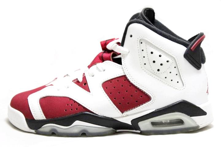sneaker-plugz- jordans for sell- jordans for sale - retro jordans- Carmine air jordan - jordan collection -gs- Jordan 6 Retro Carmine - Carmine jordan 6-Jordan 6 Retro Carmine -gradeschool-gs-main