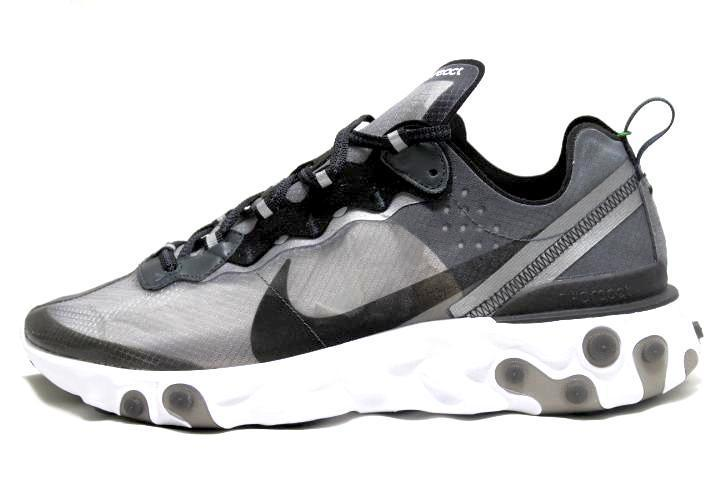 SNEAKER PLUGZ-Nike React Element for sell- Nike React Element- nike react element anthracite -nike react element sneakers for sale- Nike React Element 87- Nikes- React 87-Element 87 -main