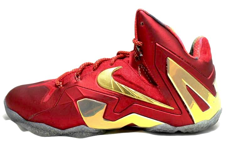 SNEAKER PLUGZ- Lebron 11 Champ Pack- IronMan Lebrons-Lebron 11- Lebrons for sell-lebrons for sale- Championship Pack Lebron 11- red lebrons-main