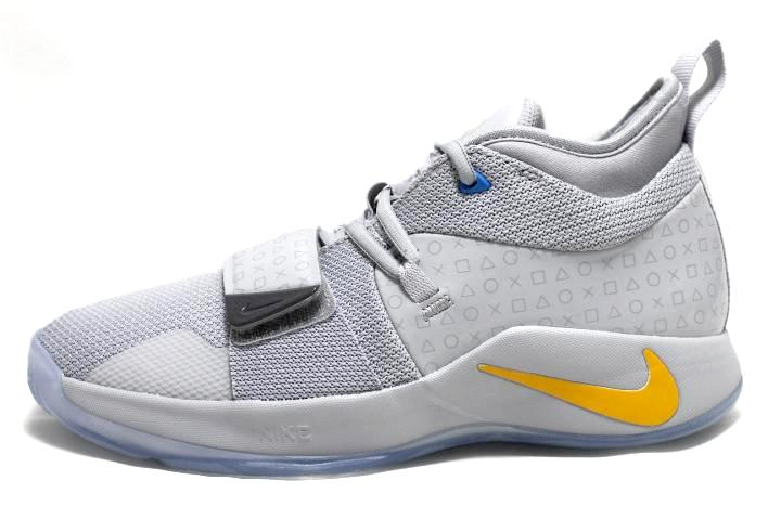 new concept 2723d 22caf PlayStation x Nike PG 2.5 'Wolf Grey' (GS)