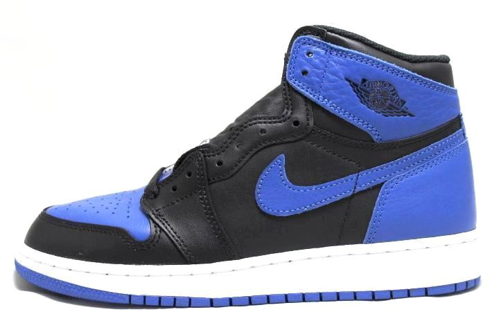 Air Jordan 1 Retro High OG 'Royal' (GS)