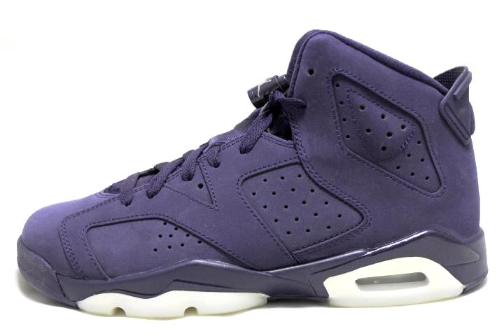 Jordan 6 Retro 'Purple Dynasty' (GS)
