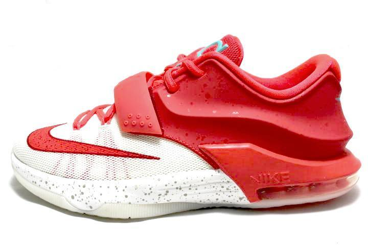 sneaker plugz- KD 7 Christmas Eggnog gs gradeschool- KD 7 Crimson- KD7 for sell- KD 7 for sale- Christmas KD 7-main
