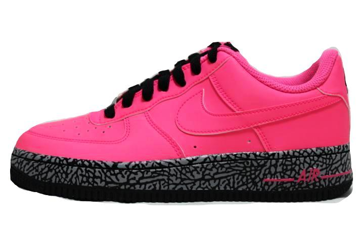 Air Force 1 Low 'Hyper Pink' (GS)