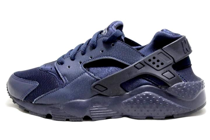 sneaker plugz-Huarache Run Navy Obsidian- huarache run gs gradeschool- huarache navy- nike huarache- nike huarache for sale- nike huarache for sell-main