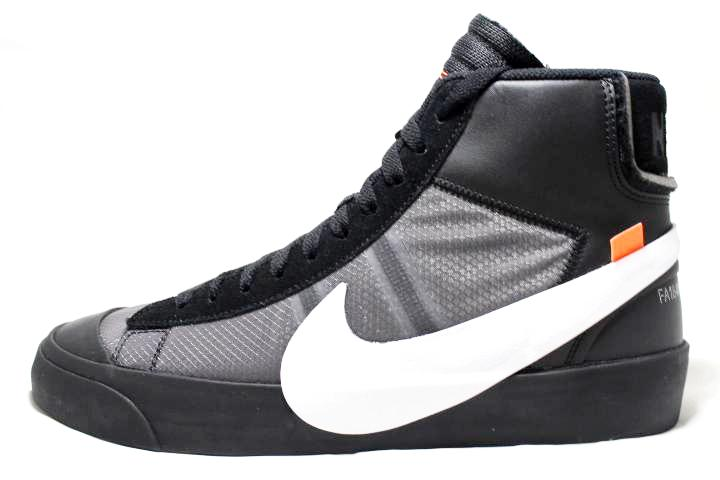 SNEAKER PLUGZ- Off-White x Nike Blazer Mid 'Grim Reaper'- nike off white blazer for sell- Off-White x Nike Blazer Mid 'Grim Reaper'- Off-White Blazers sneakers for sale- Grim Reaper Blazer- Off-White Blazers- Off-White Nikes-main