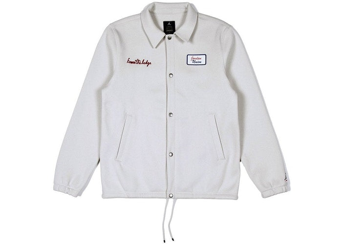 Jordan x Union Coaches Jacket (Bone)