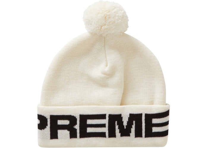Supreme Love Supreme Beanie Natural